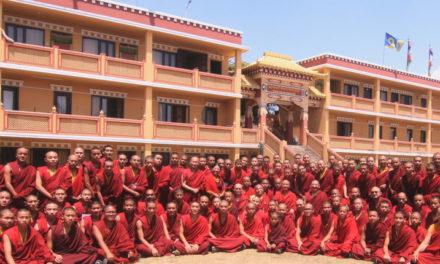 Biara Tergar dan Biksuni Tergar