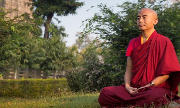 왜 묵상 Why Meditate?