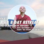 2017 TergarAsia 8-Day Retreat