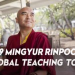 Mingyur Rinpoche Global Teaching schedule 2019