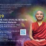 2019 Tergar Asia Annual Retreat II of II (Malaysia)