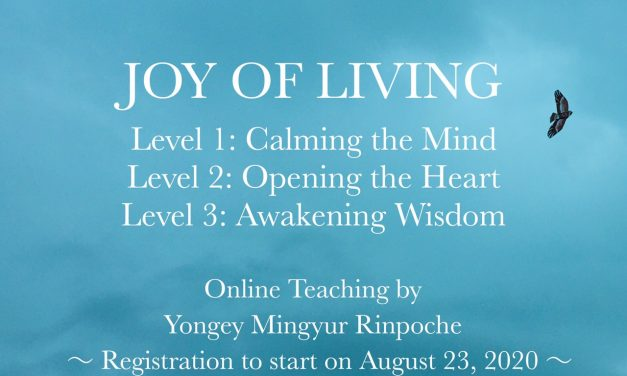 JOY OF LIVING 2020 EVENT PAGE