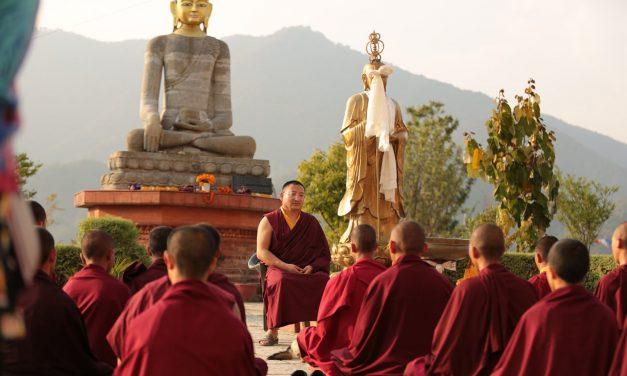 Rencana Sponsorship Tergar Asia 2020 untuk Mendukung Aktifitas Dharma Mingyur Rinpoche