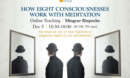 How Eight Consciousnesses Work with Meditation?