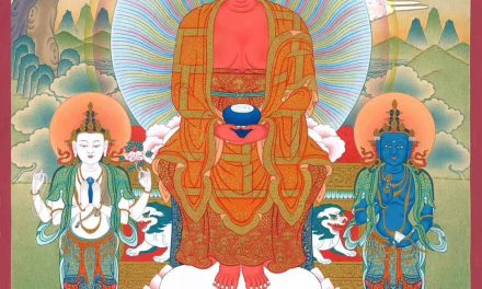 A Short Sadhana of Amitabha Practice