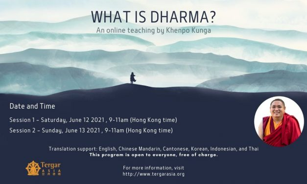 What is Dharma